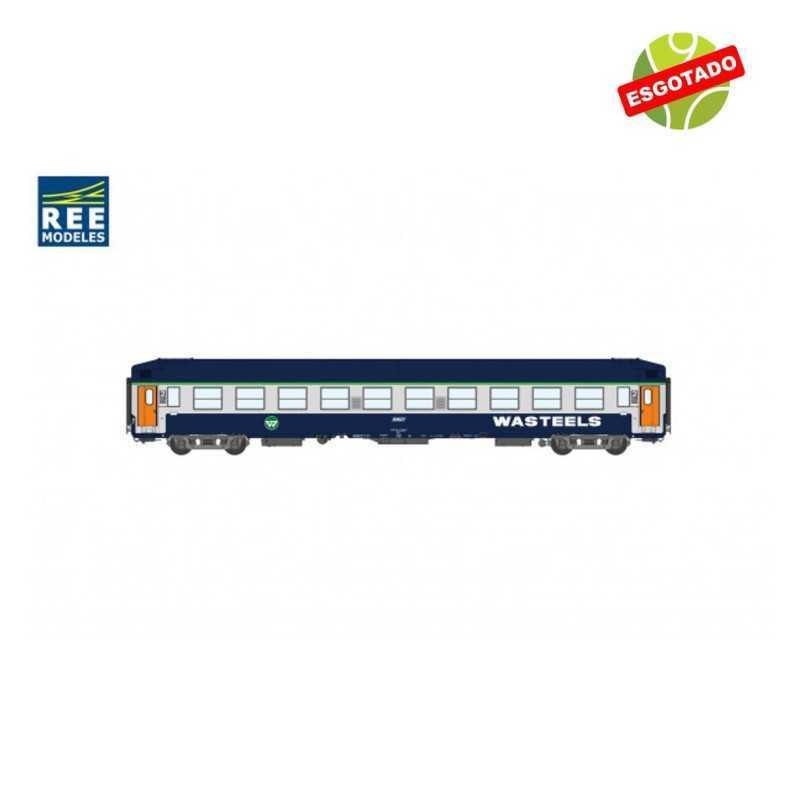 Carruagem Cama SNCF WASTEELS
