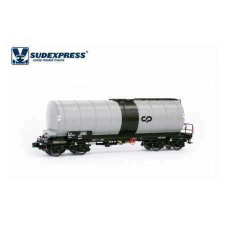 Vagão CP Zaes Transporte de Fuel-óleo
