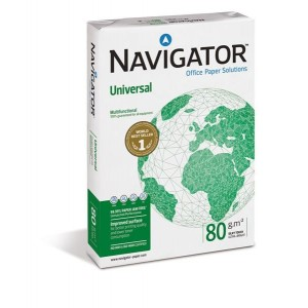Papel cópia 80 gr A4 Navigator 500 folhas