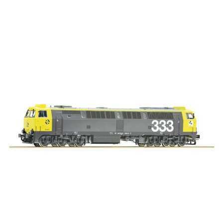 Locomotiva Diesel D 333, RENFE