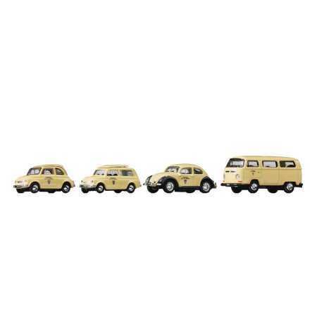 Set de veículos