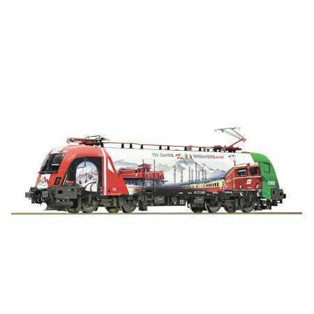 """Locomotiva Elétrica 1116 159 """"Brenner"""", ÖBB"""