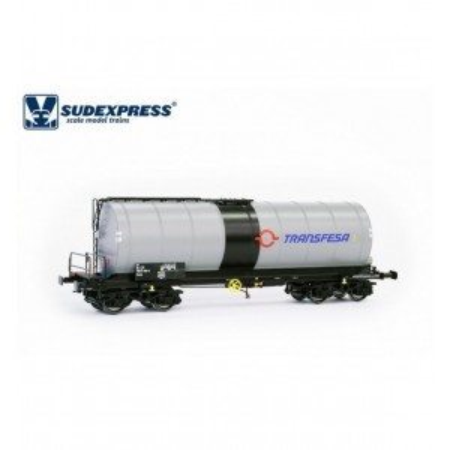 Vagão Transfesa Zaes Transporte de Metanol