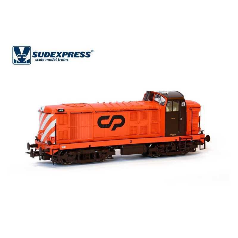 Locomotiva CP 1463 Digital com som