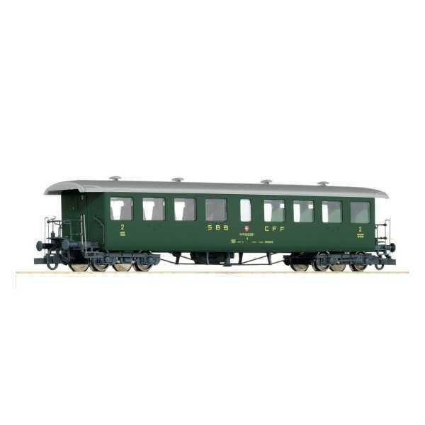 Carruagem da Seetalbahn de 2ª classe, SBB