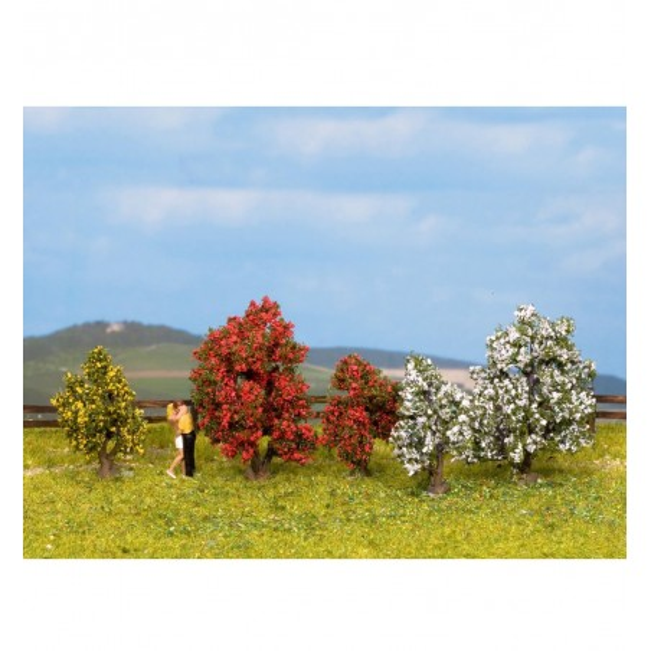 Árvores em flor