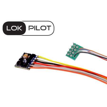 Decoder LokPilot 5 micro...