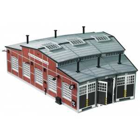 Loco Roundhouse (kit)