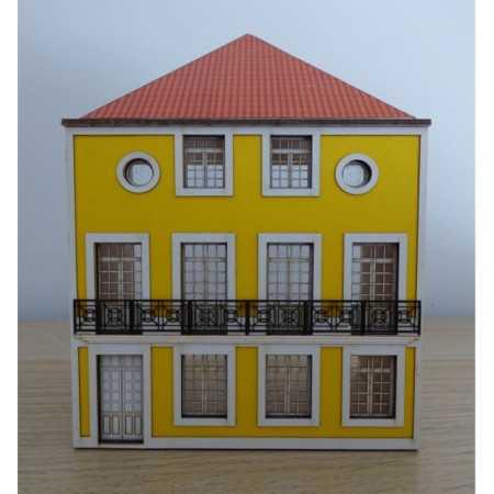 Edifício habitação de 3 pisos