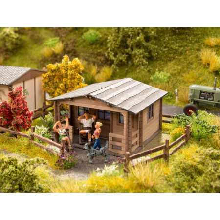 Cabana de jardim