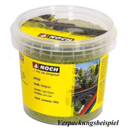 07154 Folhas verde escuro