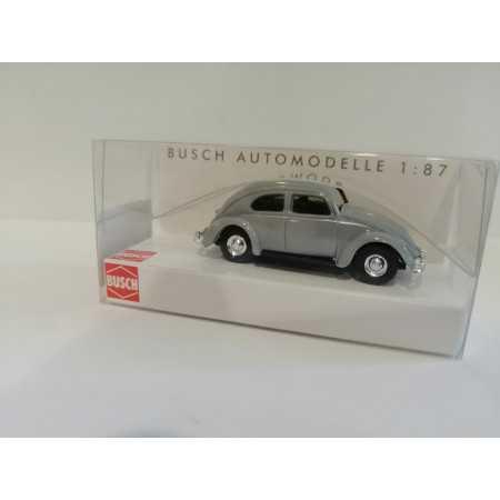 MIN029 VW Beetle cinzento