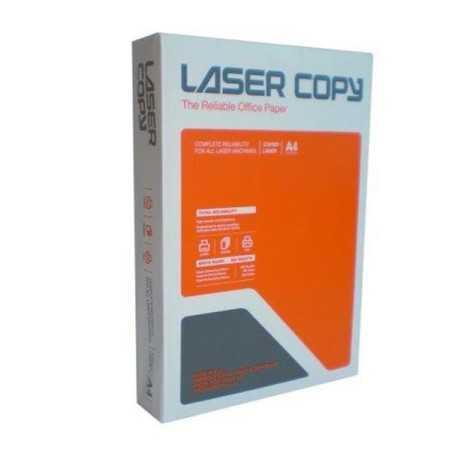 Papel cópia 80 gr A4 Lasercopy 500 folhas