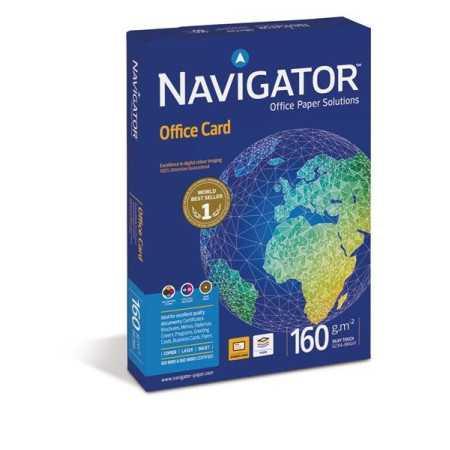 Papel cópia 160 gr A4 Navigator 250 folhas