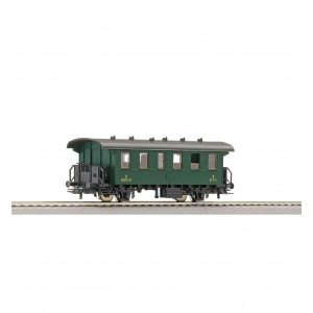 Carruagem RENFE - 2ª Classe